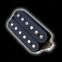 Humbucker Bare Knuckle Emerald 6 - czarny, bridge