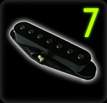 Single - Strat® do gitar 7-strunowych