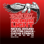 Struny Ernie Ball MEDIUM LIGHT - .012 - .054