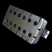 Humbucker Bare Knuckle Emerald 6 - Puszka Tyger, neck