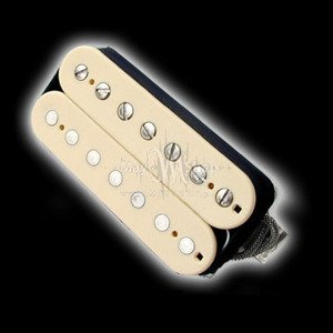 Humbucker Bare Knuckle Geoff Whitehorn Crawler 7 - kremowy, neck