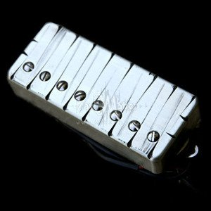 Humbucker Bare Knuckle Miracle Man 7 - Puszka Tyger, neck