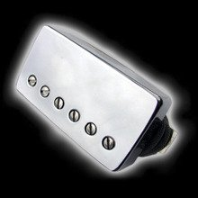 Humbucker Bare Knuckle Nailbomb 6 - Puszka Nickel, neck