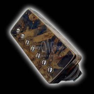 Humbucker Bare Knuckle Nailbomb 7 - Puszka Camo, neck