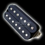 Humbucker Bare Knuckle Emerald 7 - czarny, bridge